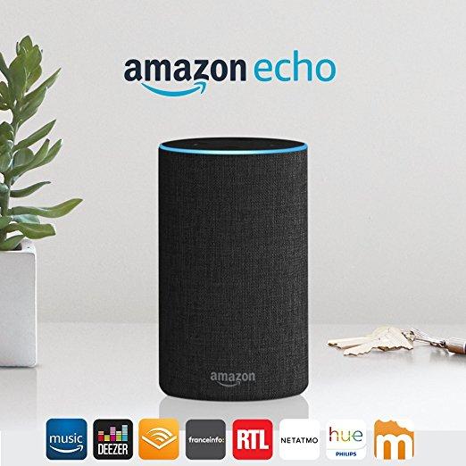 Echo Alexa Amazon