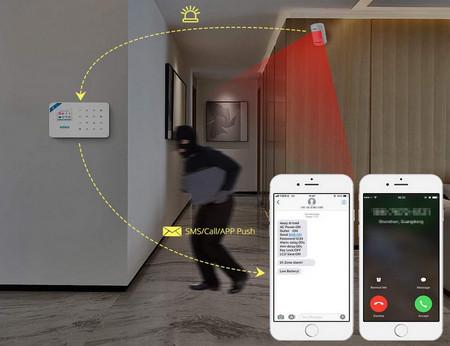 Protéger logement alarme